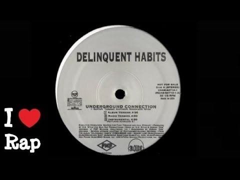 Delinquent Habits ft. Hurricane G. - Underground Connection