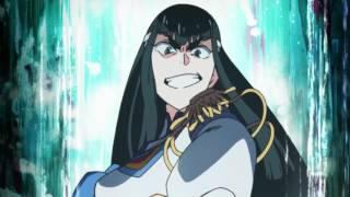Kill La Kill DUBBING COMPARISON ENG vs JAP Satsuki