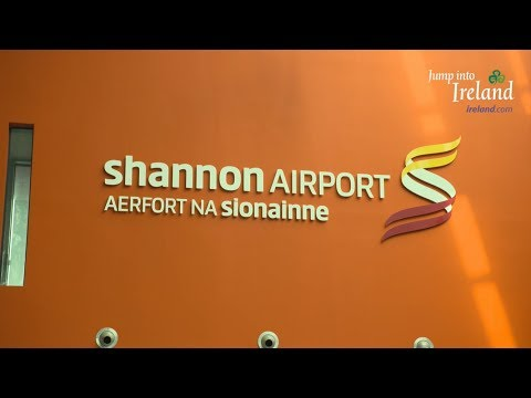 US Customs Pre-Clearance at Ireland's Shannon Airport