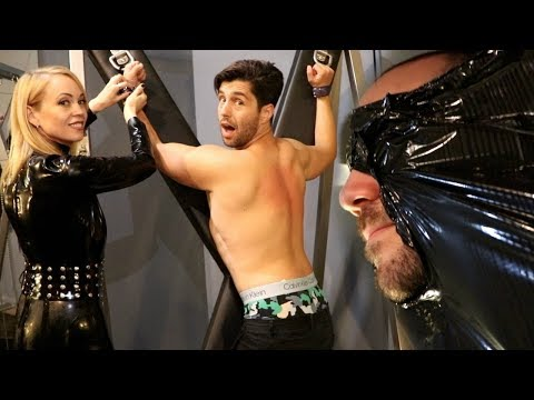 WE WENT TO A DOMINATRIX!