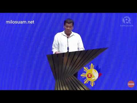 Najib Razak tidur ketika pembukaan ASEAN 2017 — MiLo SuaM