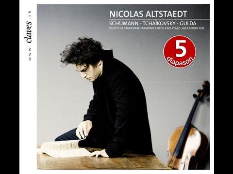 Nicolas Altstaedt - Friedrich Gulda: Concerto for Cello & Wind Band