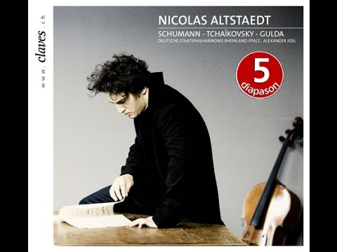 Nicolas Altstaedt - Friedrich Gulda: Concerto for Cello & Wind Band