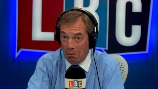 The Nigel Farage Show: Ireland's abortion referendum, how would you vote? LBC - 23rd May 2018