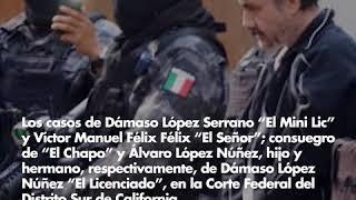 """""""El Mini Lic"""" y el consuegro de """"El Chapo"""": otro golpe para el Cártel de Sinaloa en tribunales"""