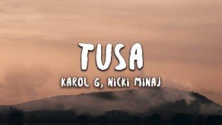 Baixar Karol G, Nicki Minaj - Tusa (Letra / Lyrics)