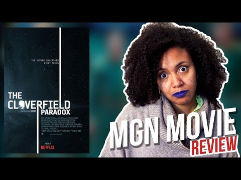 The Cloverfield Paradox (2018) | MGN Movie Review