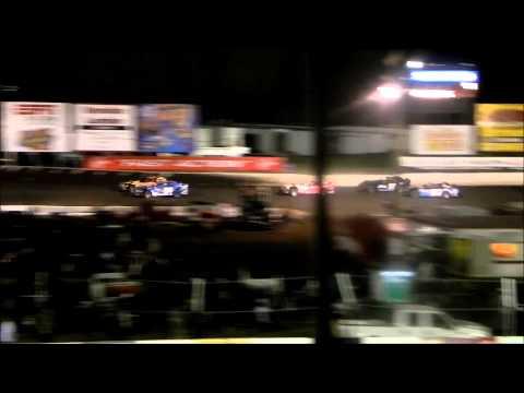 Street Stock Feature - Husets Speedway 8-31-14
