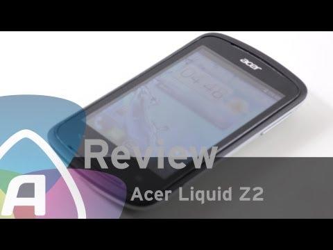 Acer Liquid Z2 review (Dutch)
