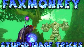 Faxmonkey - Stupid Mage Tricks - Level 60 Troll Mage PVE