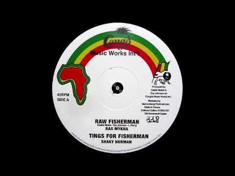Ras Mykha ‎– Raw Fisherman – A1