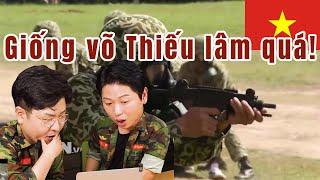 Khám phá sức mạnh quân đội Việt Nam! (VNCO reaction)
