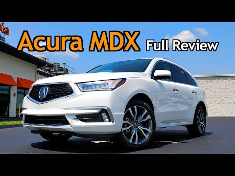 2019-acura-mdx:-full-review-|-more-updates-to-the-best-selling-acura