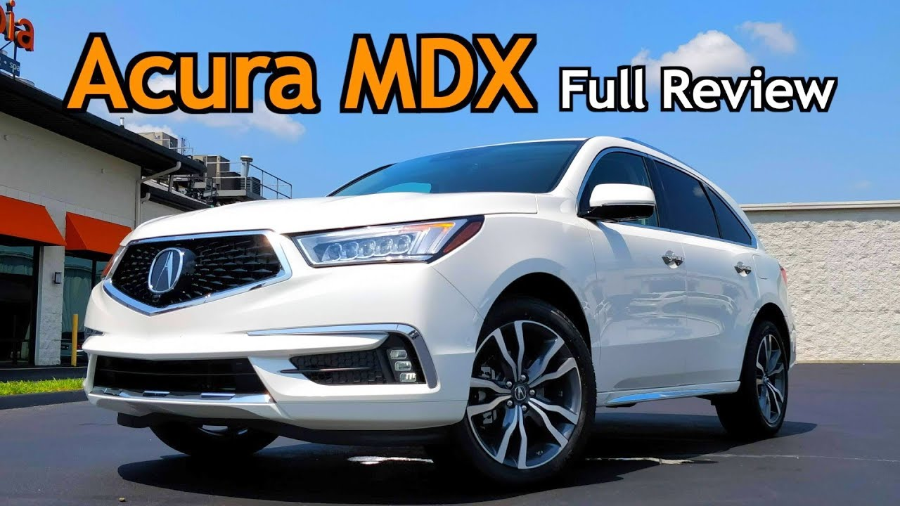 2019 Acura Mdx Full Review More Updates To The Best Selling Acura