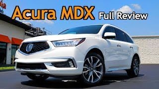 2019 Acura MDX: FULL REVIEW | More Updates to the Best-Selling Acura