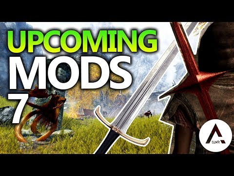 6 BRAND NEW Upcoming Console Mods 7 - Skyrim Special Edition (PS4/XB1/PC)