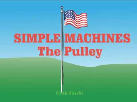 how to make a simple machine pulley