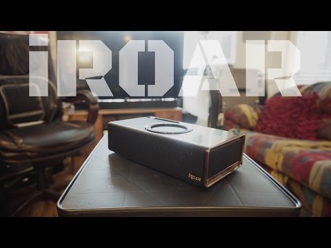 Creative iRoar Bluetooth Speaker - Review!