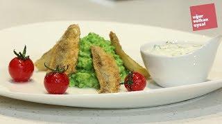 CACIK SOSLU BARBUN TARİFİ (Nefis Balık Yemekleri)