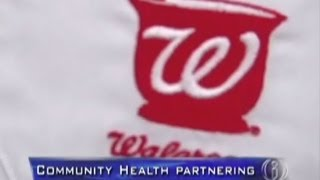 Inside Indiana Business - Community Health Network and Walgreens