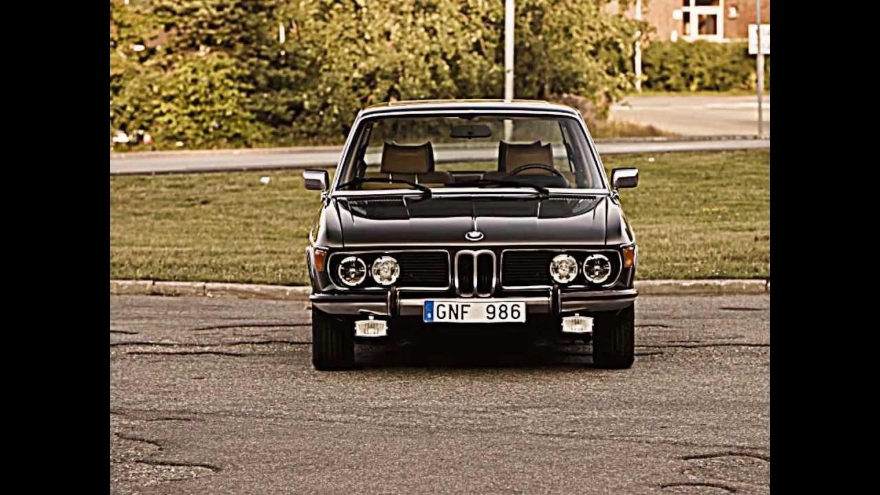 BMW 3.3 Li (E3) - YouTube