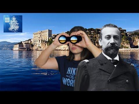 VISITE VIRTUELLE AU MUSEE OCEANOGRAPHIQUE DE MONACO #1 RENCONTRE AVEC LE PRINCE ALBERT 1ER
