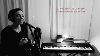 Kathy Kreuzberg singt: Der Wind hat mir ein Lied erzählt von Zarah Leander (mit Text)