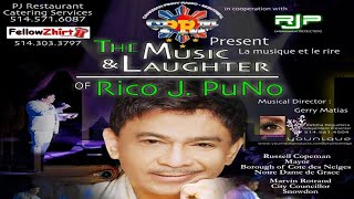 The Music Laughter of Rico J. Puno with Marco Sison Part 3