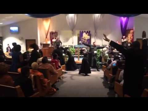 Amazing Ricky Dillard Miracles in Motion