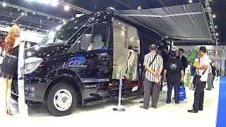 New 2016, 2017 Mercedes Sprinter Airstream,  luxury Motorhomes