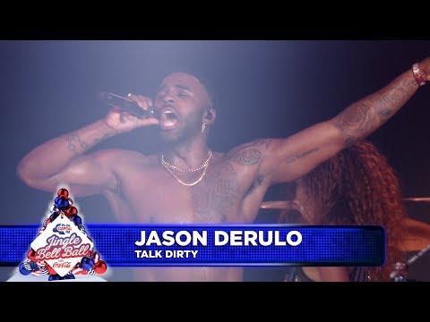 Jason Derulo - 'Talk Dirty' (Live at Capital's Jingle Bell Ball)