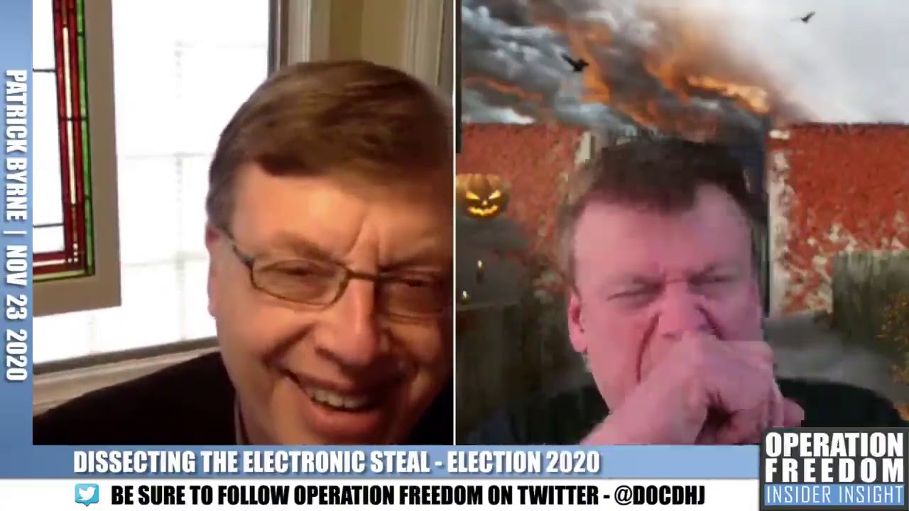 Patrick Byrne: Dissecting The Electronic Steal