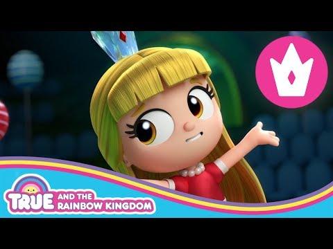 Princess Grizelda Moments from True and the Rainbow Kingdom Season 1