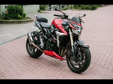 my suzuki gsr 750 yoshimura edition no 2 best exhaust sound yoshimura youtube. Black Bedroom Furniture Sets. Home Design Ideas