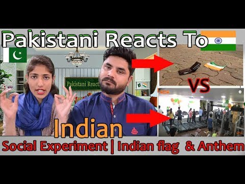 Pakistani Reacts To | Indian National Anthem | When Suddenly National Anthem was Played In GYM