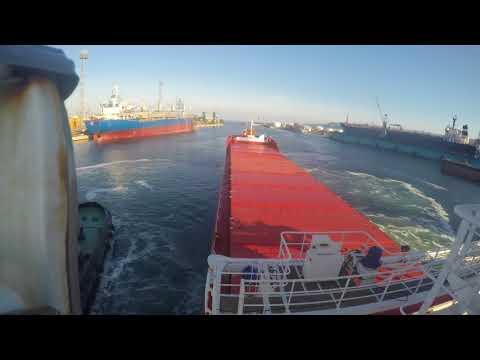 MV Dinteldijk @ Varna