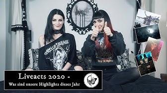 Metal Konzerte 2020 - Unsere Highlights dieses Jahr
