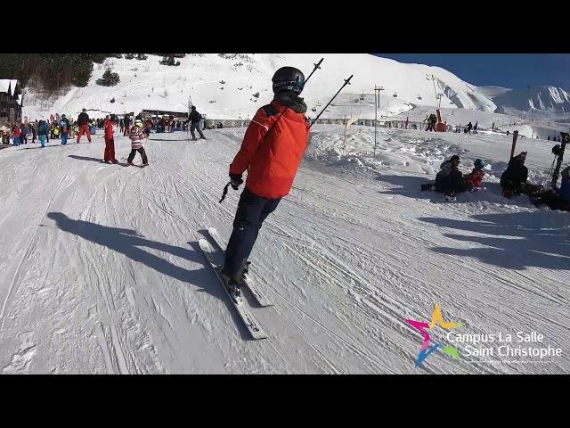 Sortie ski pour nos internes!
