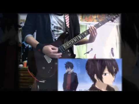 V6 【BREAK OUT】 ギター弾いてみた「FAIRY TAIL OP18」
