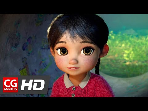 "CGI Animation Real-Time Rendering: ""Windup"" by Yibing Jiang | CGMeetup"