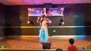 Chanchala Druda Pada Thalam  -  Group Dance by Amelia & Maria & Neha
