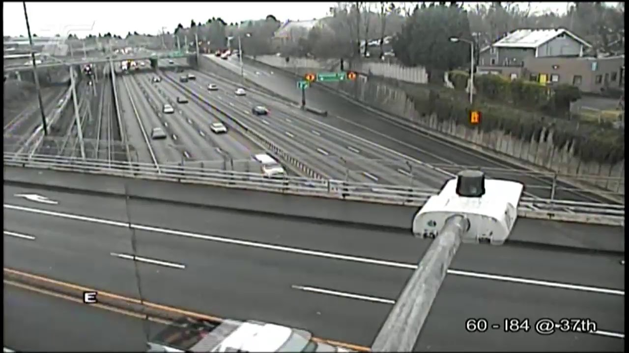 Watch Live: Checking in on traffic cams as the Portland