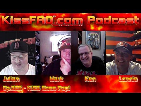 KissFAQ Podcast Ep.305 - KISS Goes Pop!