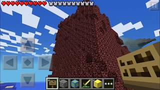 how to make a minecraft nether reactor pocket edition v0 6 1 alpha tutorial hq