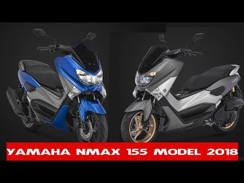 LAUNCHING YAMAHA NMAX 155 MODEL 2018   Yamaha NMAX 2018 Launches In Indonesia 4 Colors