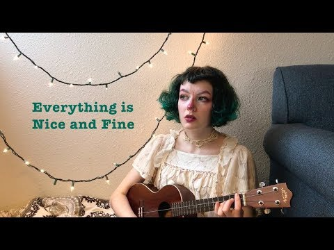 Everything is Nice and Fine/Old North Wind (Over the Garden Wall Cover)