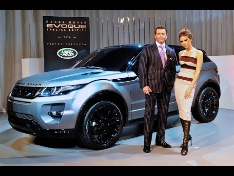 New Cars ,, Promoted 2016 New Range Rover Evoque SE Tech ,,,, Auto Show
