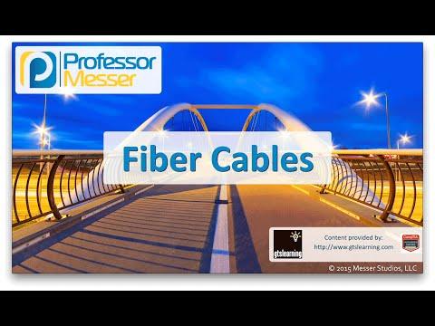 Descargar Video Fiber Cables - CompTIA Network+ N10-006 - 1.5