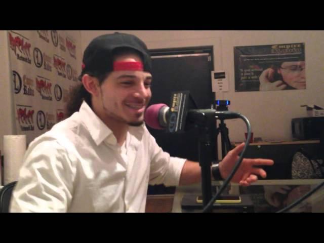 Voiceless Music Radio Freestyle - A-OK & DeeVee (Part 1)