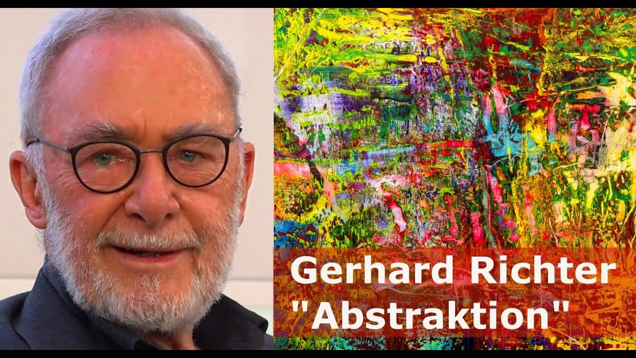 Gerhard Richter Abstraktion Youtube